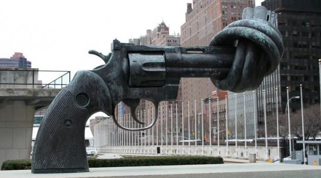 ¿Y las armas, habrá controles?