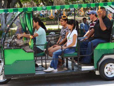 Tecnología ecológica, vehículos eléctricos hechos en México