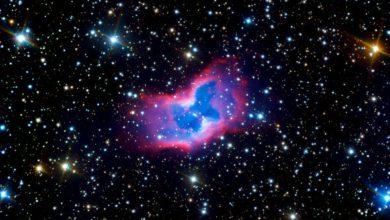 """Increíble imagen de la brillante """"Nebulosa planetaria"""" NGC 2899"""