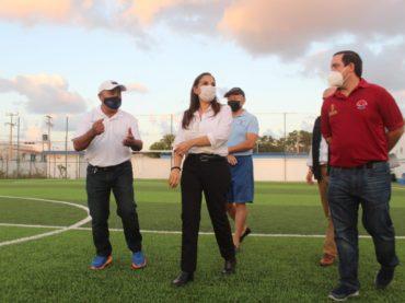 Fortalece Cancún tejido social a través del deporte