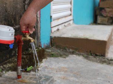 Se inauguró el canal pluvial mayor de la avenida Erick Paolo Martínez en Chetumal
