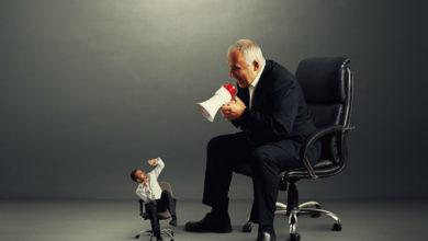 3 claves para que sepas lidiar con un mal jefe
