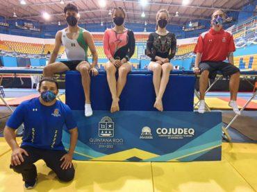 Gimnasia de trampolín: el nuevo deporte en Quintana Roo